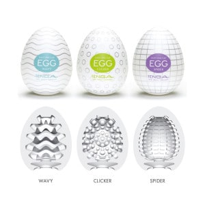 tenga egg test