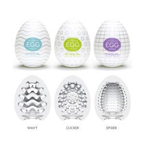 tenga egg test