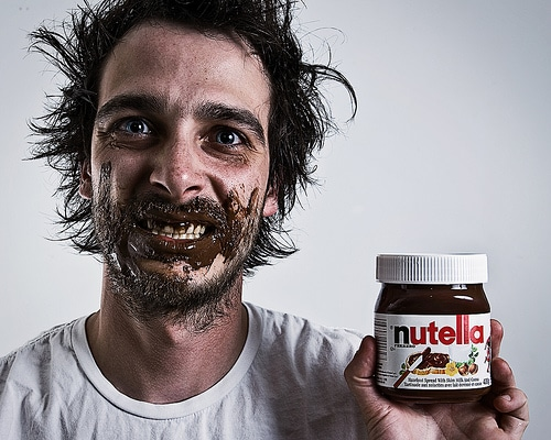 nutella freak